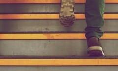 Nášlapy na schody